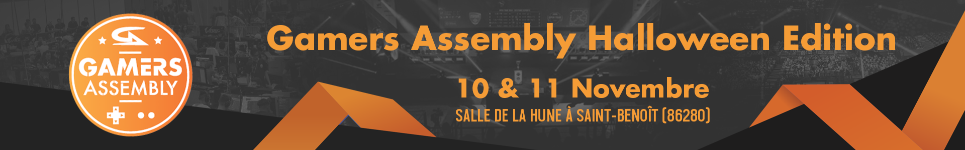 Image de présentation de Gamers Assembly : Halloween Edition 2018